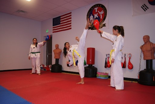 Taekwondo for Teens and Adults